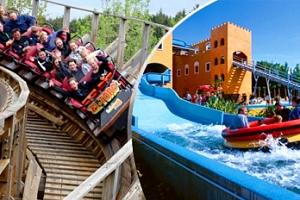 Výlet do zábavní parku Freizeitpark Plohn v Německu...