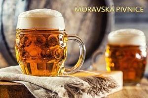 Výtečné pivo dle výběru na Královských Vinohradech...