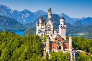 Výlet na zámek Neuschwanstein a za dalšími krásami Bavorska...