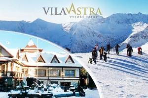 Vysoké Tatry na 3-6 dní pro dva s polopenzí a privátním wellness...
