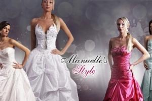 Sleva 1100 Kč na zapůjčení plesových nebo svatebních šatů...