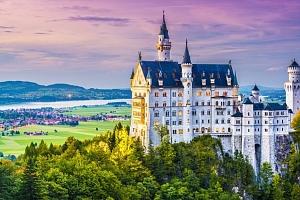 Zájezd na zámky Neuschwanstein a Linderhof v Německu...