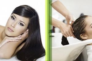 Intenzivní regenerace poškozených vlasů brazilským keratinem...