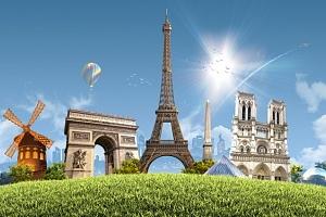 3denní zájezd pro 1 do Paříže a německých lázní Amberg...
