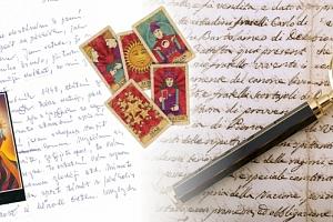 Výklad karet, rozbor písma či kresby...
