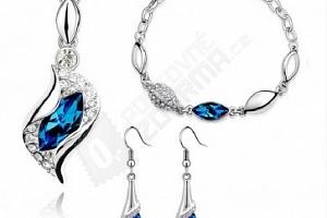 Sada šperků s kamínky...