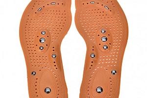 Masážní vložky do bot - s magnetem...