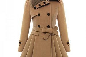 Dámský zimní kabát Gabriele...