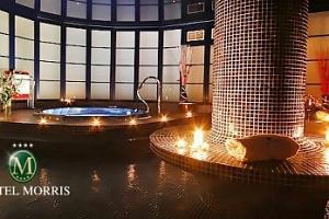 Hotel Morris Česká Lípa pro dva + dítě...