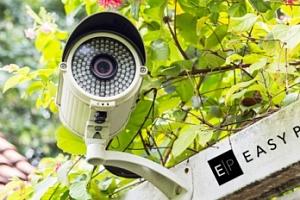 Zabezpečení domu kamerovým systémem...