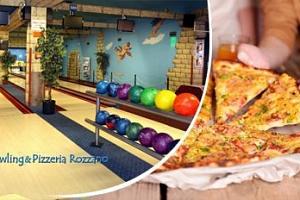 Bowling až na 4 hod. + pizza a laserová střelnice...