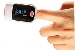 Digitální pulsní oxymetr...