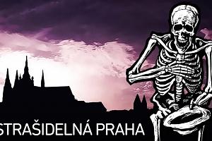 90min strašidelná, zábavná a naučná procházka centrem Prahy...