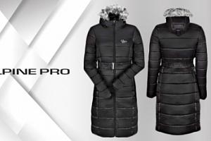 Dámský kabát Alpine Pro Moi...