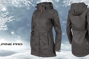 Dámský zimní kabát Alpine Pro Mamia...