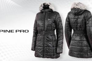 Dámský kabát Alpine Pro Betha...
