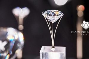 Pravý diamant o hmotnosti 0, 02/0, 04 ct...