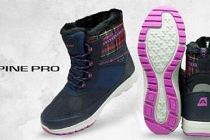 Dámská zimní obuv Alpine Pro Frada...
