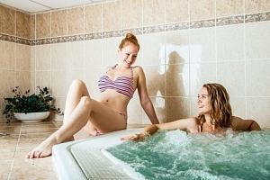 Luhačovice s polopenzí + bazén a sauna neomezeně...