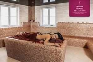 Luxusní pobyt pro dva v Karlových Varech s polopenzí a wellness...