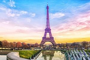 6denní zájezd s ubytováním do Paříže...