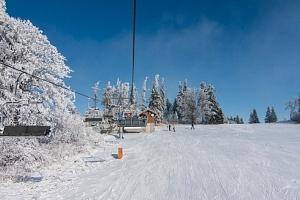 Celodenní skipas do ski areálu Čerťák v Jeseníkách...