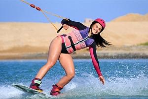 3hodinový kurz vodních sportů od Aktivních zájezdů...