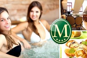 Romantický pobyt pro dva v hotelu Morris Česká Lípa...