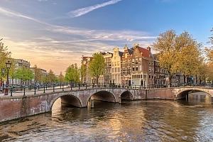 5denní zájezd do nádherného Amsterdamu a okolí...