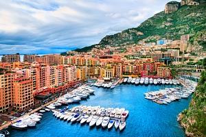 4denní poznávací zájezd - Monako a Nice pro dvě osoby...