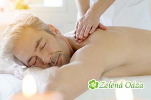 Antistresová masáž pro uvolnění celého těla...