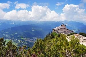 Zájezd na Orlí hnízdo v Německu...