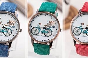 Dámské hodinky My Bicycle...