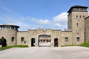 Zájezd do koncentračního tábora Mauthausen a do města Linec...