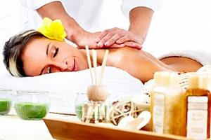 Detoxikační medová masáž šíje a zad nebo Indická masáž hlavy...