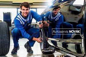 Profesionální přezutí pneu nebo výměna celých kol...