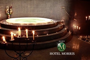 Golf hotel Morris Mariánské Lázně pro dva a 1 dítě...