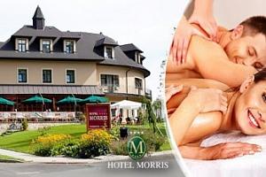 Hotel Morris Mariánské Lázně na 3 dny pro dva...