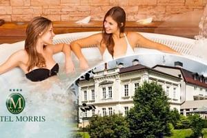 3denní dámská jízda v Hotelu Morris Nový bor s polopenzí...