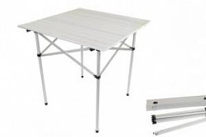 Skládací hliníkový stolek...