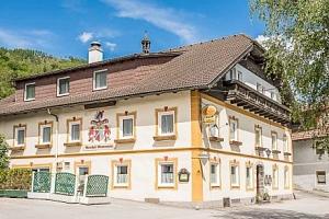 Rakouské Lungau v penzionu Mentenwirt s českým personálem...
