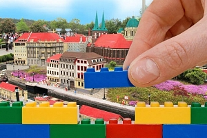 Zájezd do německého LEGOLANDU...
