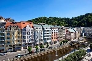 3–6denní luxusní wellness pobyt pro 2 v Karlových Varech...