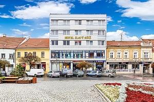 3 až 5denní wellness pobyt pro 2 s polopenzí či plnou penzí v Třebíči...