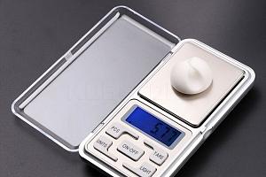 Mini digitální váha...