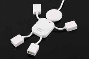 USB panáček...