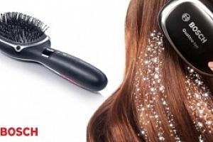 Bosch PHB5363 - Ionizační kartáč na vlasy BrilliantCare Quattro-Ion...