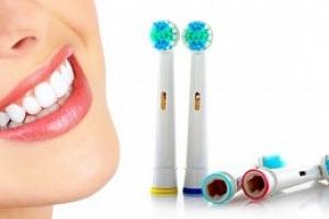 Náhradní zubní kartáčky na ORAL-B univerzální - 4 ks...