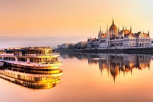 3–6denní pobyt pro 2 se snídaněmi v Atlas City Hotelu Budapest*** v Budapešti...