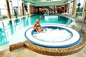 4denní wellness pobyt pro 2 se snídaněmi v hotelu Dráva Thermal Resort**** v Maďarsku...